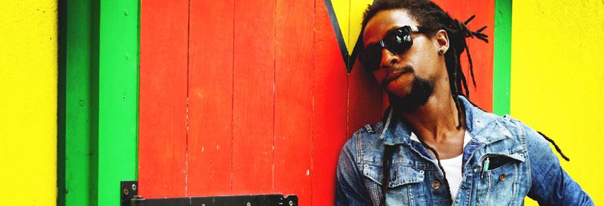 un style de reggae